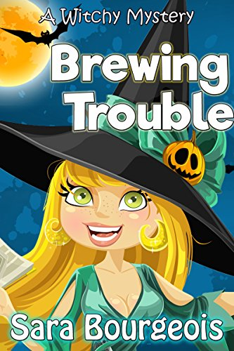 Brewing Trouble by Sara Bourgeois ebook deal
