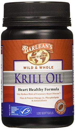Barleans Organic Oils Whole softgels product image