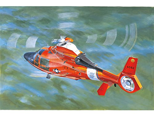 Trumpeter 1/35 05107 US Coast Guard HH-65C Dolphin Helicopter