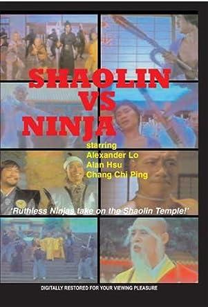 Amazon.com: Shaolin vs Ninja: Chi Ping Chang, Shun Chien ...