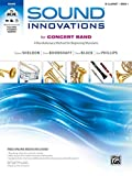 img - for Sound Innovations for Concert Band, Bk 1: A Revolutionary Method for Beginning Musicians (B-flat Clarinet), Book & Online Media book / textbook / text book