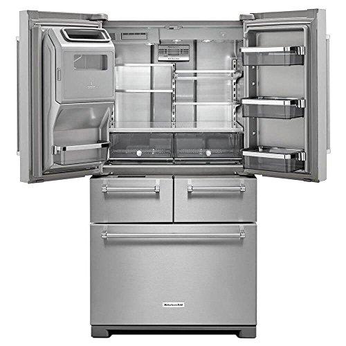 Kitchen Aid Krmf706ess Krmf706ess 258 Cu Ft Stainless Platinum