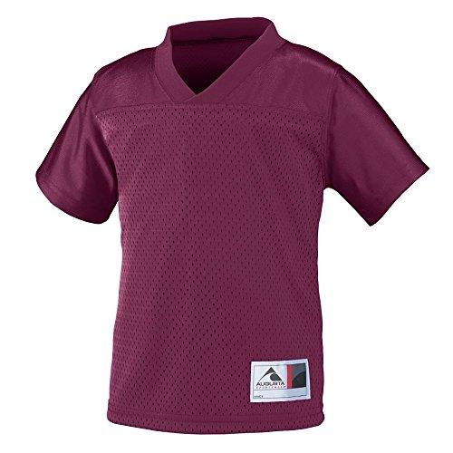 Augusta Sportswear Toddler Stadium Replica Jersey 2/3T Maroon