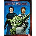 Star Wars Clone Wars Invitations and Thank You Cards