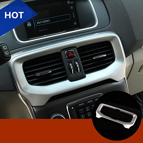 Interior centro console Air Vent Outlet Trim cover JINYIYUAN