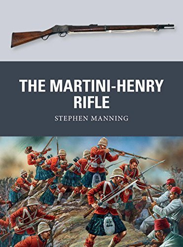 The Martini-Henry Rifle (Weapon) by Manning, Stephen (2013) Paperback (450 577 Martini Henry Rifle For Sale)