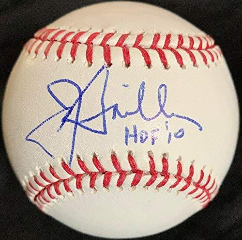 Jon Miller Signed Baseball - HOF 2010 Broadcaster San Francisco Giants - PSA/DNA Certified - Autographed ()
