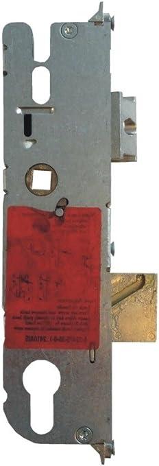 Gu Europa cerradura para puerta de uPVC Case Gear Box MK 2 45 cilindro eje dividido PZ: Amazon.es: Bricolaje y herramientas