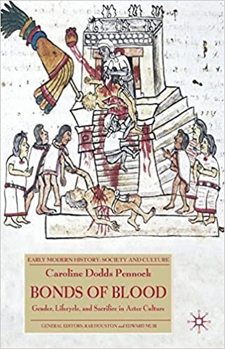 Book Bonds of Blood: Gender, Lifecycle, and Sacrifice in Aztec Culture (Early Modern History Society and Culture) by Caroline Dodds Pennock (2008-11-12)