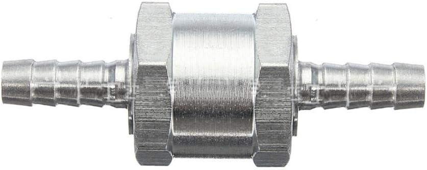 Clapet anti-retour de carburant clapet anti-retour anti-retour /à sens unique dalliage daluminium de 8mm 5 16inch
