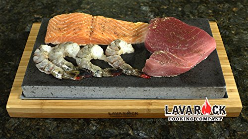 Lava Rock Cooking Sharing Platter LR2