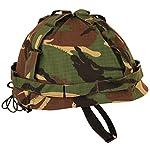 Kombat UK DPM Assault Gilet + Casque pour Enfant Motif Camouflage Taille Unique 6