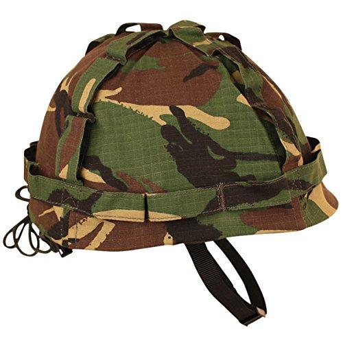 Kombat UK DPM Assault Gilet + Casque pour Enfant Motif Camouflage Taille Unique 3