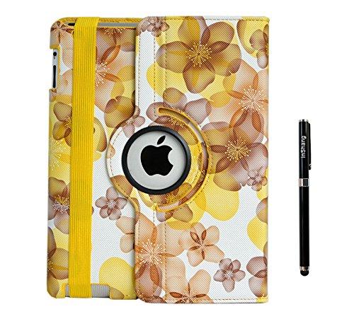 146 opinioni per Custodia per Apple IPAD 2 iPad 3 iPad4, inShang Cover case in pelle PU- La