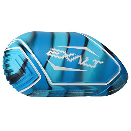 Exalt Paintball Tank Cover - Medium 68-72ci - Blue - Paintball Part
