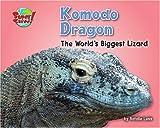 Komodo Dragon: The World's Biggest Lizard (Supersized!)
