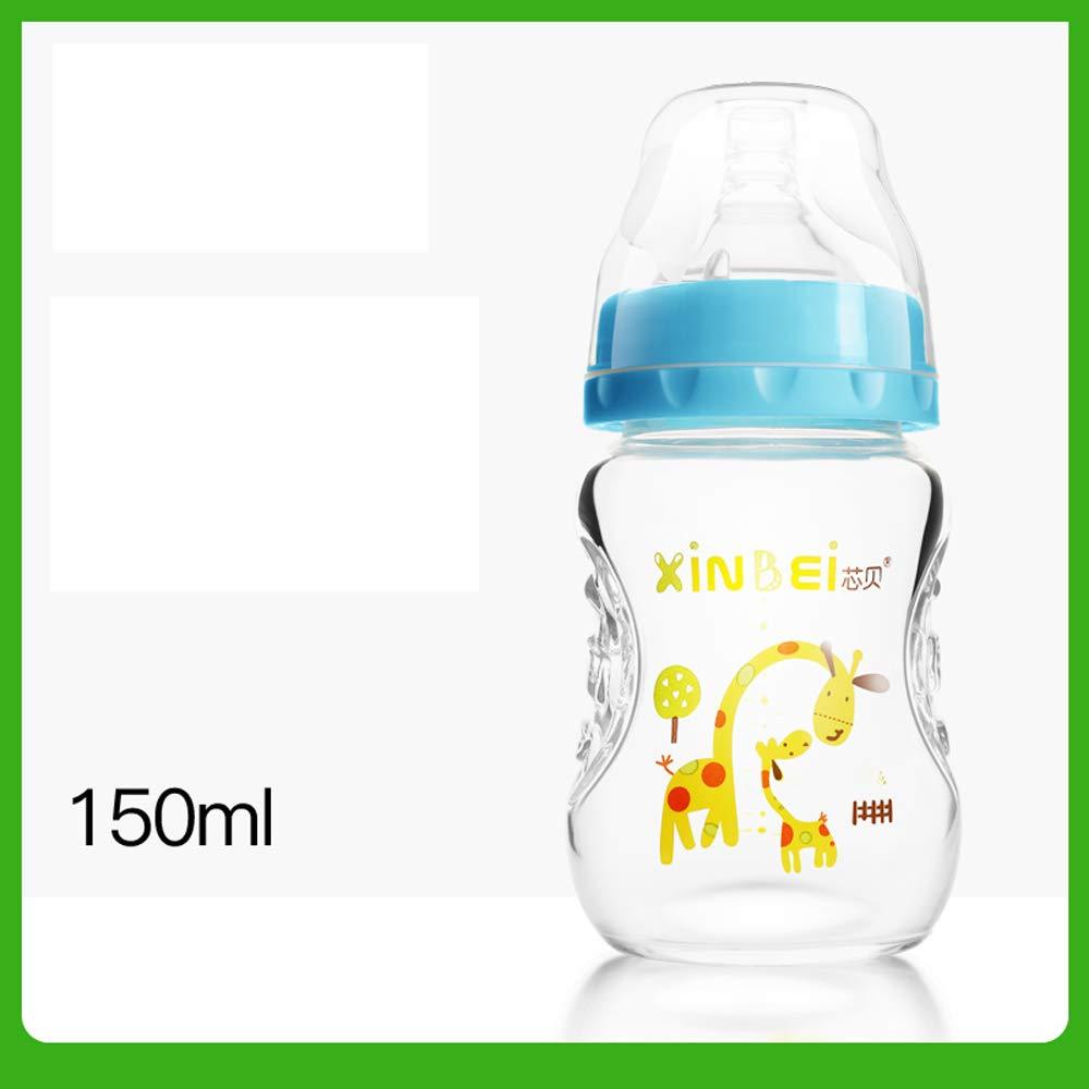 Biberón Chupete simulación de Vidrio - Botella de Calibre ...