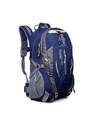 35L Outdoor Hiking Backpack Waterproof Cycling Canvas Backpack Casual Daypack Shoulder Bag Travel Bags School Bag