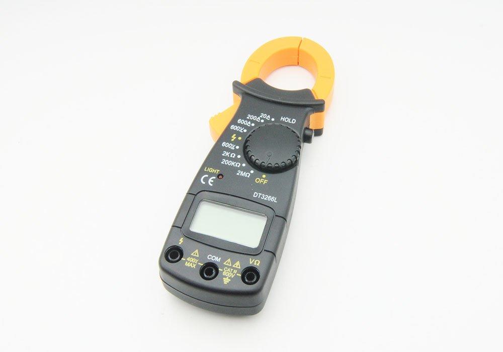 QUMOX Electronic Digital Multimeter AC DC Voltage Clamp Meter Current Volt