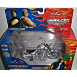 Orange County Choppers American Chopper Lucy's Bike 1:18 Scale Die Cast by Joy Ride by Joy Ride