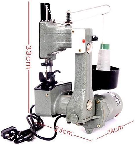 XGHW Máquina de Coser eléctrica portátil Bolsa Tejida máquina de ...