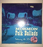 1960-1970? Rare Mormon Folk Ballads featuring the 3D's : Century Records : Brigham Young University Provo Utah Comes with a CD Transfer