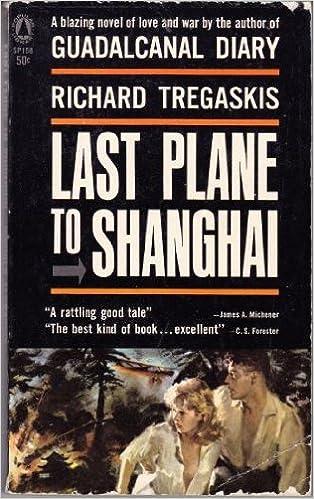 Last Plane to Shanghai