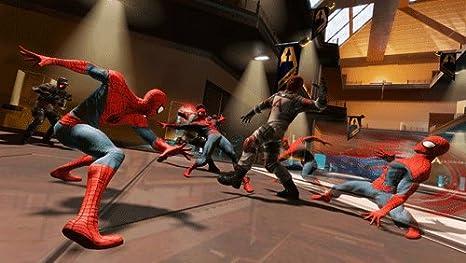 Activision Spider-Man Edge of Time, Xbox360 - Juego (Xbox360, Xbox ...