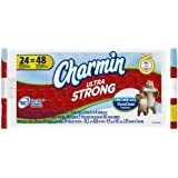 Charmin Ultra Strong Toilet Paper 24 Double Rolls