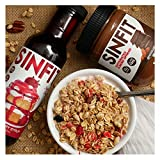 SinFit (Sinister Labs) Caffeinated High Protein