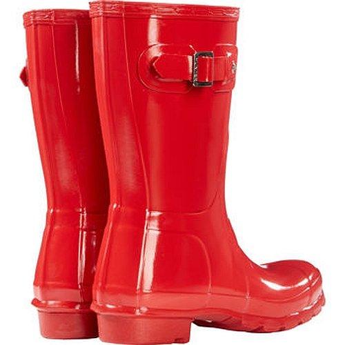 Hunter Womens Original Short Gloss Rain Boot