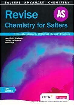 Book Revise AS Chemistry for Salters, New edition by (2008-09-10)