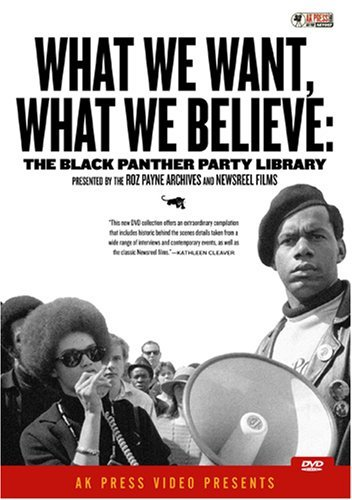 Price comparison product image What We Want, What We Believe: The Black Panther Party Library