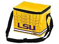 NCAA LSU Tigers Impact Cooler, Yellow