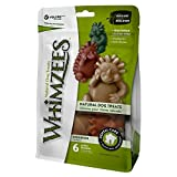 Paragon Whimzees Hedgehog Dental Treat for Medium Dogs, 7 Per Bag 14.0oz (399g)
