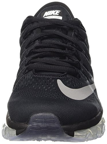 Nike Damen Wmns Air Max 2016 Laufschuhe Blanco (zwart / Wit)