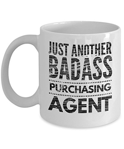 Just Another Badass Purchasing Agent Mug - Cool Coffee Cup