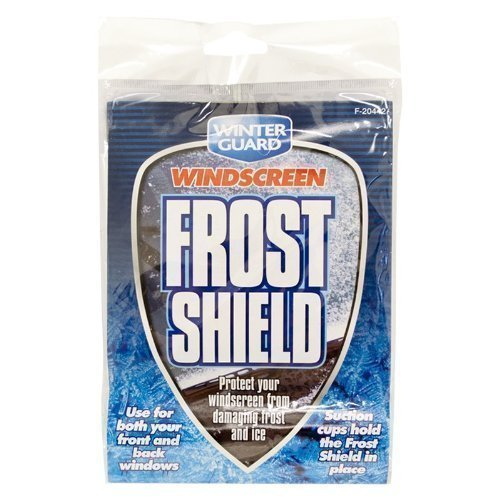 WINDSCREEN FROST & SNOW SHIELD Fastcar