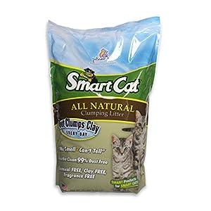 SmartCat All Natural Clumping Litter, 20-Pound 78