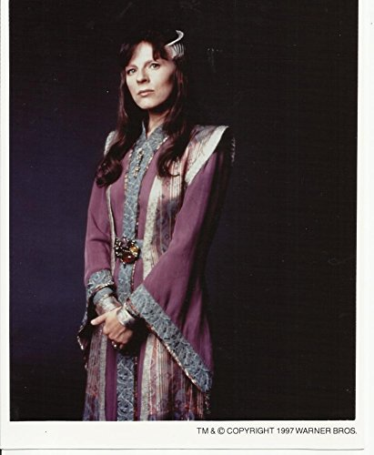 Babylon 5 Mira Furlan With Hair Standing Tall 8 x 10 Photo