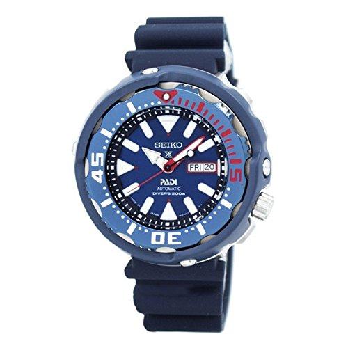 SEIKO PADI SRPA83J1 Seiko Prospex Automatic Divers Men's Watch 200m Waterproof Paddy Special Made in - Diver Seiko 200