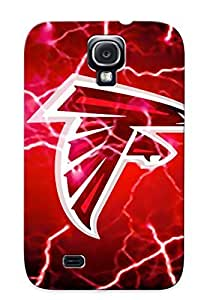 Atlanta Falcons Nfl Football Case Compatible With Galaxy S4/ Hot Protection Case(best Gift Choice For Lovers)