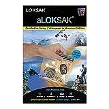 """ALOKSAK Bags, 2 Pack, 5"""" x 4.75"""""""