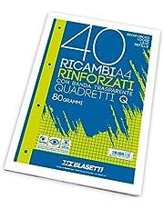 Blasetti 413397 Ricambi Rinforzati, Confezione da 40 Pezzi
