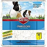 Kaytee Clean & Cozy White Small Animal Bedding, 12.3L