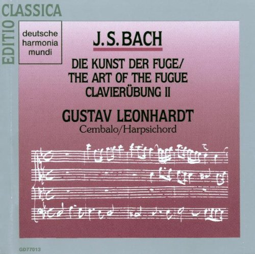 Bach: The Art of the Fugue / Die Kunst Der Fuge (1969 Recording)