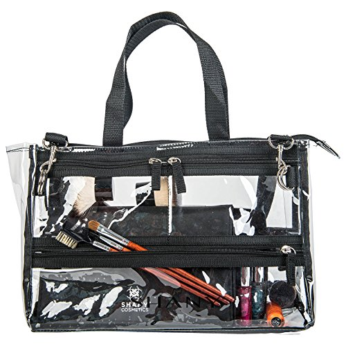SHANY The Game Changer Travel Bag- Waterproof Storage for at