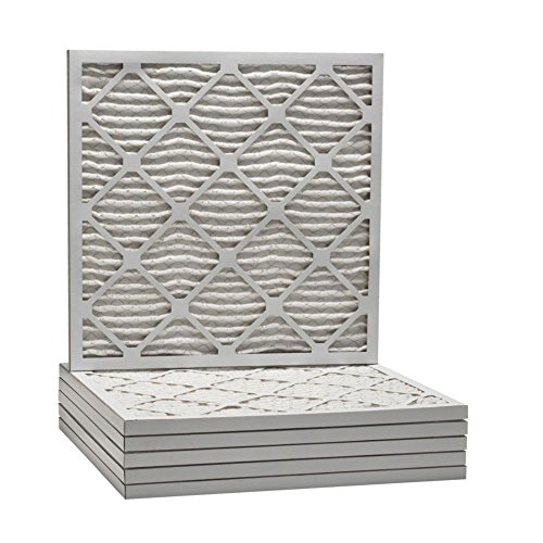 """ComfortUp WP25S.011919 - 19"""" x 19"""" x 1 MERV 13 Pleated Air Filter - 6 pack"""