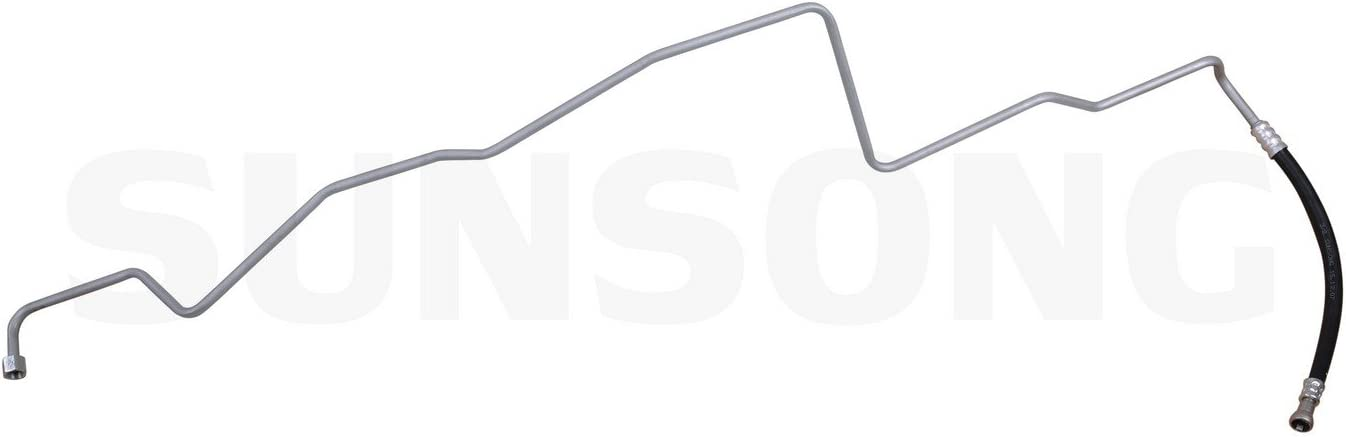 Sunsong 5801244 Automatic Transmission Oil Cooler Hose Assembly