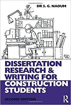 construction dissertation books